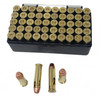 Miwall New Ammunition - 357 Mag - 158 Grain Full Metal Jacket - 100 Rounds W/ Free Ammo Can