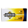 Armscor Ammunition - 22 TCM9R - 39 Grain Jacketed Hollow Point - 250 Rounds W/ Free Ammo Can