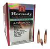 "Hornady Bullets - .338"" (338 Cal) - 300 Grain A-Tip Match - 100 Projectiles"