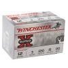 "Winchester Super-X Ammunition - 12 Gauge - 3 "" - 00 Buck - 15 Pellets - 30 Rounds W/ Free Ammo Can"