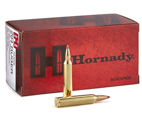 Hornady Superformance Ammunition - 204 Ruger - 32 Grain V-Max - 150 Rounds W/ Free Ammo Can