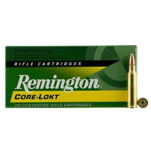 Remington Core-Lokt Ammunition - 250 Savage - 100 Grain Soft Point - 100 Rounds W/ Free Ammo Can