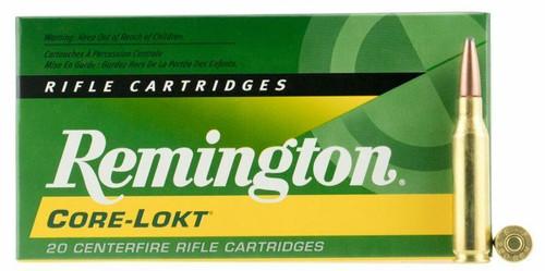 Remington Core-Lokt Ammunition - 260 Remington - 140 Grain Soft Point - 100 Rounds W/ Free Ammo Can