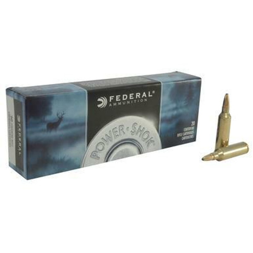 Federal Ammunition - 270 WSM - 130 Grain Soft Point - 60 Rounds W/ Free Ammo Can