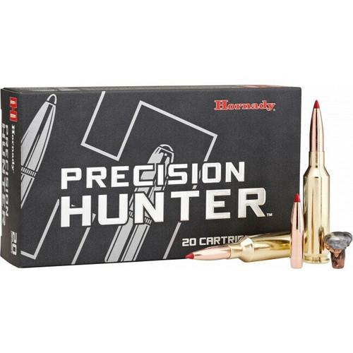 Hornady Precision Hunter Ammunition - 270 WSM - 145 Grain ELD-X - 40 Rounds W/ Free Ammo Can