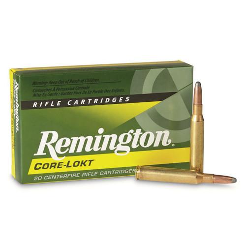 Remington Core-Lokt Ammunition - 280 Remington - 165 Grain Soft Point - 80 Rounds W/ Free Ammo Can