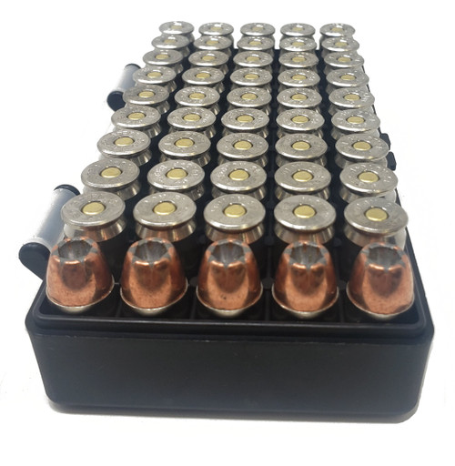 Speer Gold Dot Ammunition - 45 Auto +P - 200 Grain - Jacketed Hollow Point - 50 Rounds W/ Free Ammo Can