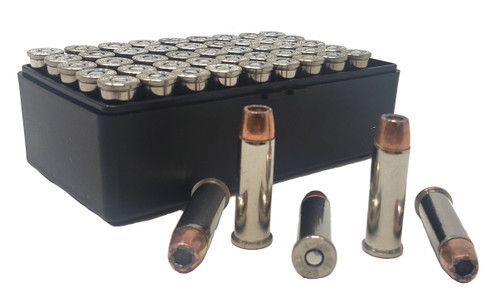 Speer Gold Dot Ammunition - 38 Special +P - 135 Grain  Jacketed Hollow Point - 50 Rounds W/ Free Ammo Can