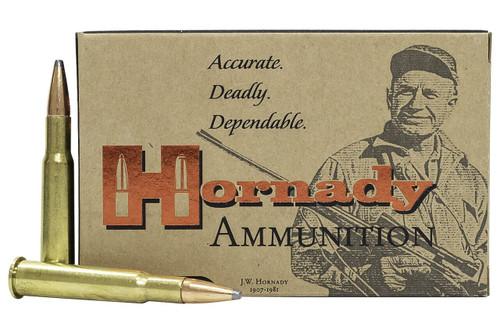 Hornady Custom Ammunition - 30-40 Krag - 180 Grain Spire Point - 80 Rounds W/ Free Ammo Can