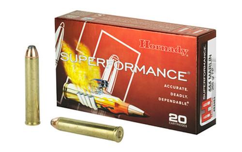 Hornady Superformance Ammunition - 444 Marlin - 265 Grain Interlock - 100 Rounds W/ Free Ammo Can