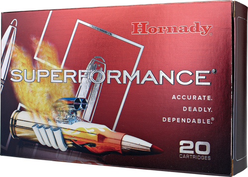 Hornady 280 Rem Ammunition - 139 Grain - GMX - 80 Rounds W/ Free Ammo Can