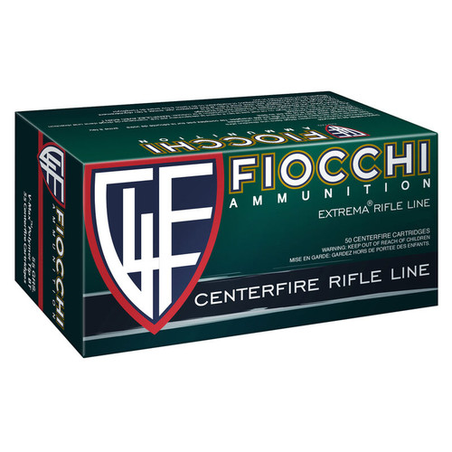 Fiocchi Ammunition - 204 Ruger - 40 Grain V-Max - 50 Rounds W/ Free Ammo Can