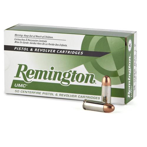 Remington Ammunition - 38 Super+P - 130 Grain Full Metal Jacket - 100 Rounds W/ Free Ammo Can