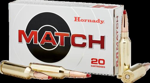 Hornady 6.5 PRC Ammunition - 147 Grain - ELD Match - 60 Rounds W/ Free Ammo Can