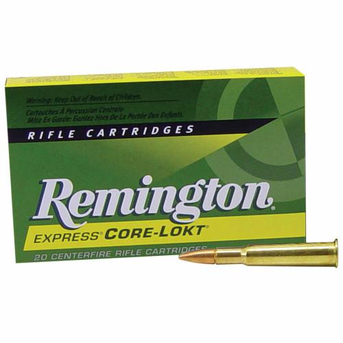 Remington Core-Lokt Ammunition - 30-40 Krag - 180 Grain Soft Point - 80 Rounds W/ Free Ammo Can