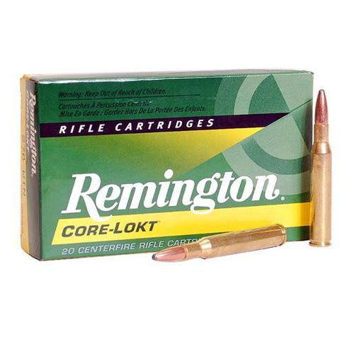 Remington Core-Lokt Ammunition - 270 Winchester - 130 Grain Soft Point - 40 Rounds