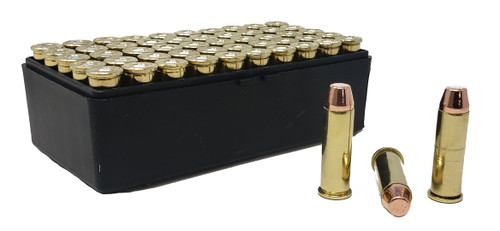 Miwall Reloaded Ammunition - 38 Special - 158 Grain Total Metal Jacket - 100 Rounds W/ Free Ammo Can
