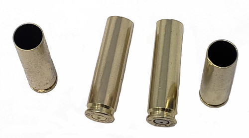 Raw Range Brass - 30 Carbine - Cleaned & Polished - 250 Pieces
