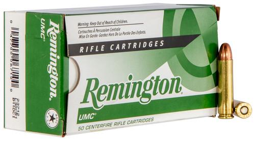 Remington UMC Ammunition - 30 Carbine - 110 Grain Full Metal Jacket - 100 Rounds W/ Free Ammo Can