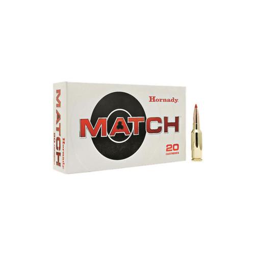 Hornady Match Ammunition - 6 MM ARC - 108 Grain ELD Match - 100 Rounds W/ Free Ammo Can