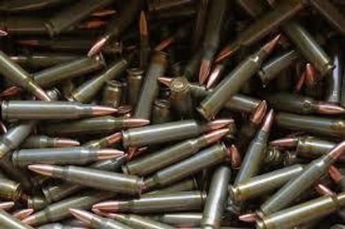 Wolf Performance Ammunition - 223 Remington - 55 Grain Full Metal Jacket - 20 Rounds - Steel Case
