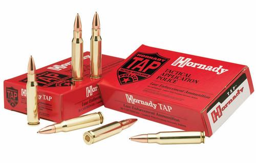Hornady 223 REM 55 Grain GMX TAP Barrier LE - 200 Rounds - Brass Case