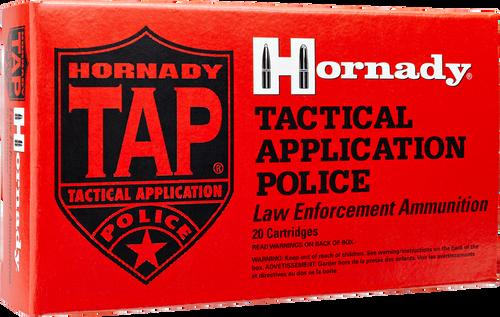 Hornady 223 Rem 55 Grain TAP Urban LE - 200 Rounds - Brass Case
