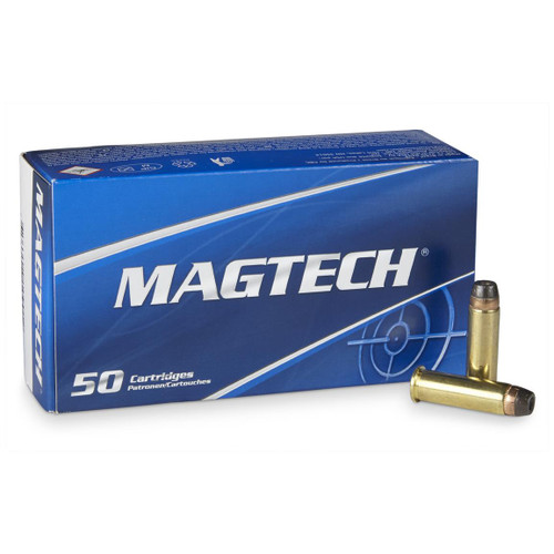 Magtech Ammunition 38 Special 158 Grain Lead Round Nose - 1000 Rounds - CASE