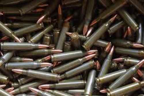 Wolf Performance 223 Remington 55 Grain Full Metal Jacket - 1000 Rounds - Steel Case