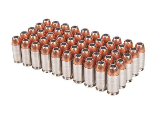 Speer 45 Auto +P - 200 Grain - Gold Dot - Jacketed Hollow Point - 200 Rounds - Brass Case