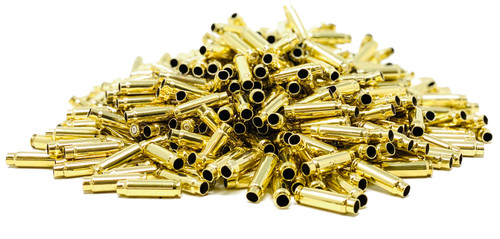 Brass 5.7x28 MM - Raw Range Brass - Not Loaded Ammo - Cleaned - 500 Pieces