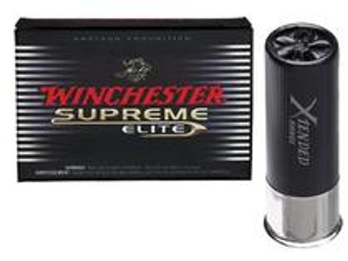 """Winchester Supreme Ammunition 12 Ga - 3"""" Coyote Load - 1 3/8 oz. #B - 50 Rounds W/ Ammo Can"""