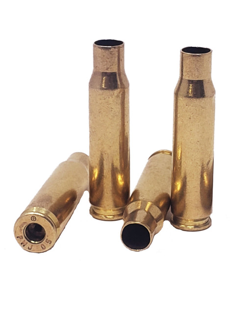 Raw Range Brass - NATO 7.62x51 - Deprimed and Primer Pocket Reamed - 250 Rounds