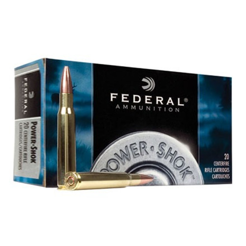 Federal Ammunition - 270 Winchester - 150 Grain Soft Point - 200 Rounds - Case