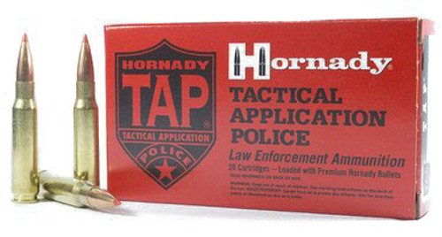 Hornady 308 WIN - 155 Grain A-MAX Tap Precision - 200 Rounds - Brass Case