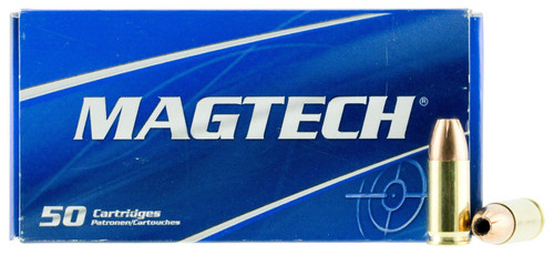 Magtech Ammunition - 32 Auto - 71 Grain Jacketed Hollow Point - 1000 Rounds - Case