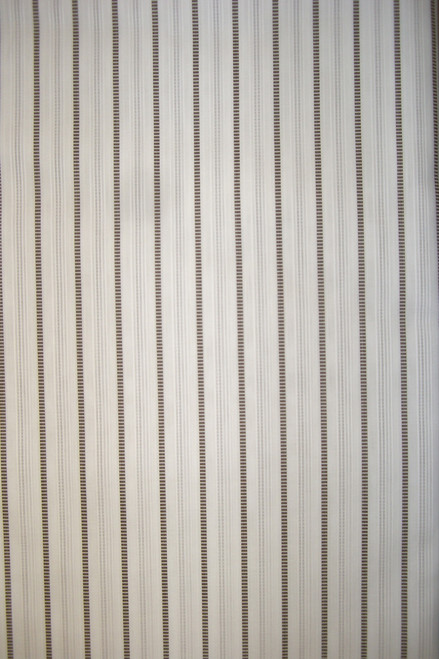 Top Quality Swiss Voile SV09 White and Brown
