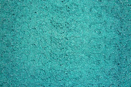 Metallic Guipure Lace - MGPL05