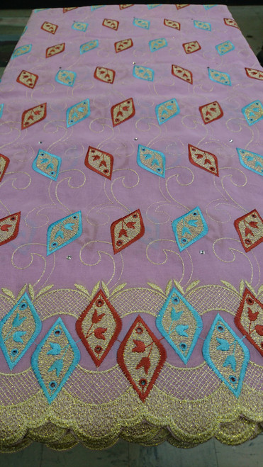 Swiss Voile Lace - SVL05