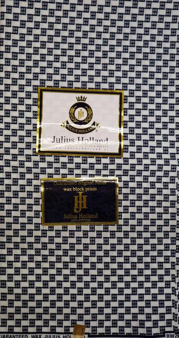 Julius Holland Wax Block Print - JH015