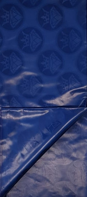 Austrian Brocade Royal Blue - AB11
