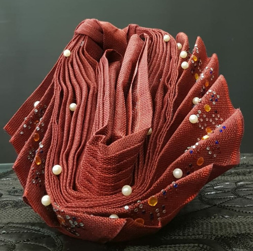 Aso Oke Head Tie READY MADE - ASOR11