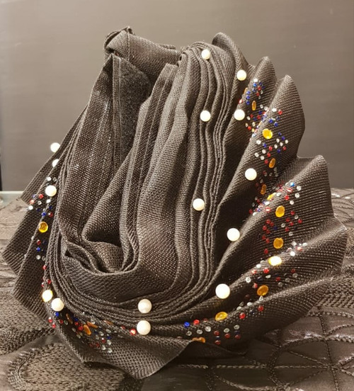 Aso Oke Head Tie READY MADE - ASOR14