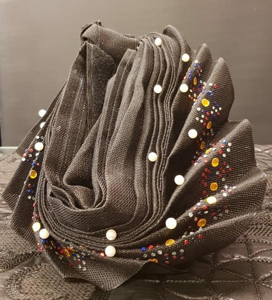 Aso Oke Head Tie READY MADE - ASOR14