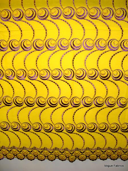 Swiss Voile Lace - VL04