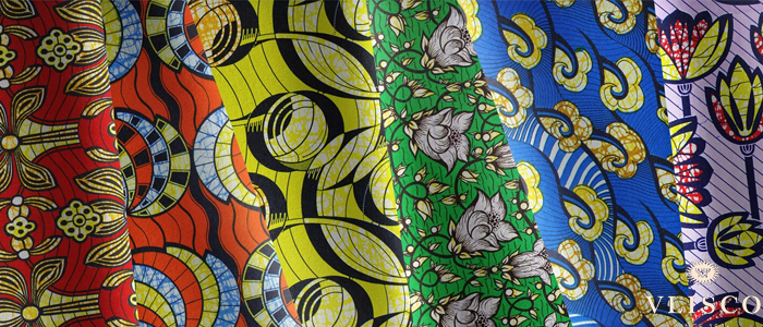 Vlisco African Material