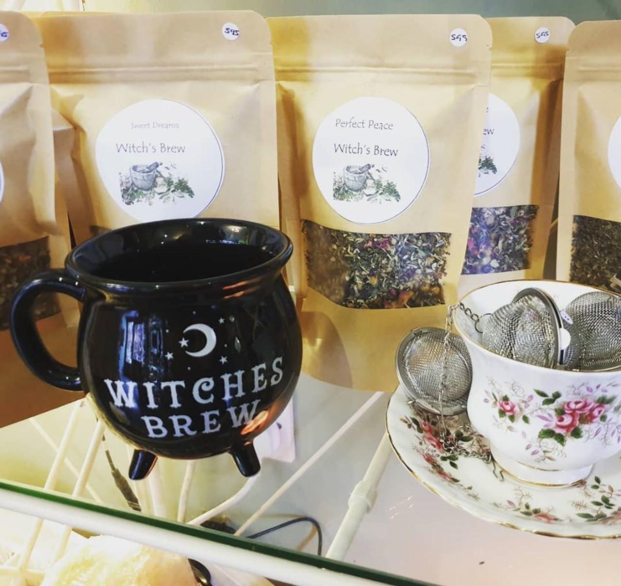Mugs & Teas
