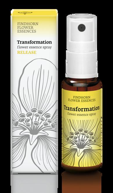 Findhorn Flower Essences Spray : Transformation