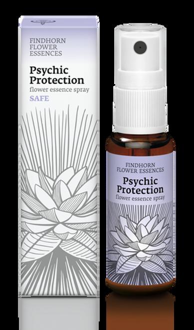 Findhorn Flower Essences Spray : Psychic Protection