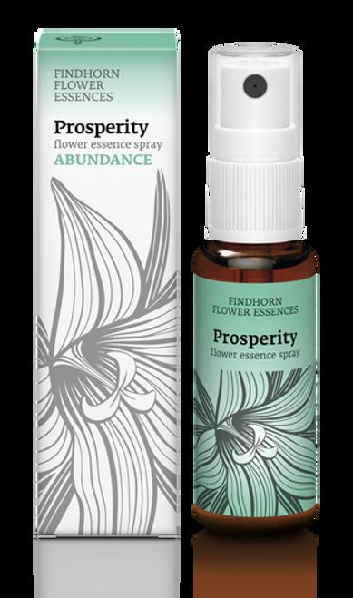 Findhorn Flower Essences Spray : Prosperity